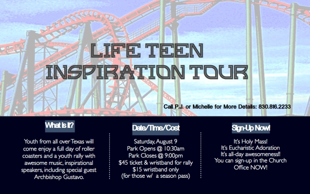 Inspiration Tour 14'